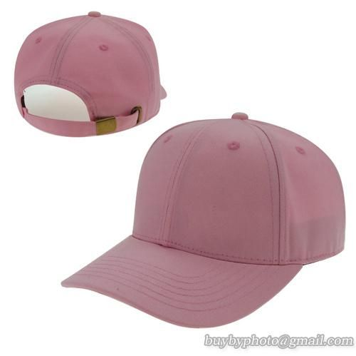 Blank Baseball Caps Curved Brim Strapbacks Pink|only US$8.90 - follow me to pick up couopons.