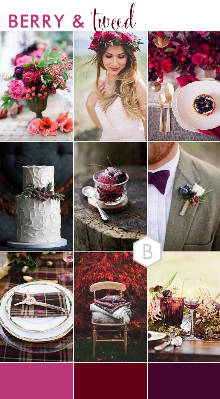 berry & tweed -  decorating inspiration colors.  English Country inspiration.