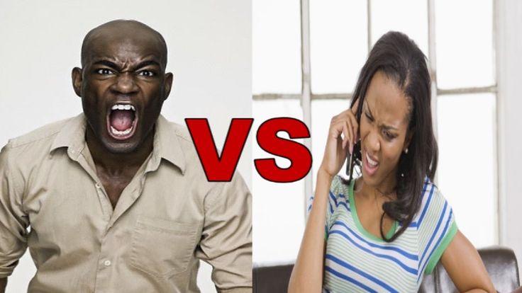 Black Men & Women Gender War 2017, The Bullying, Online Harassment Of Black Youtubers & Self Defense