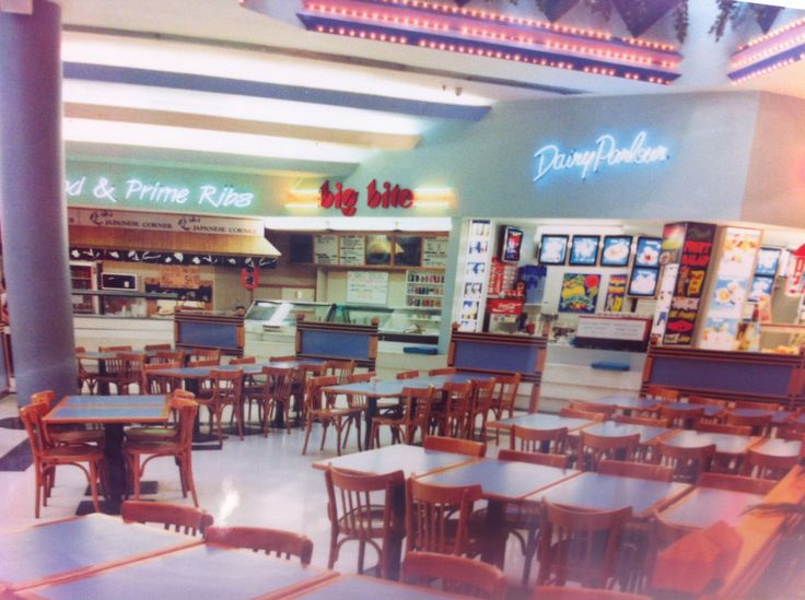 Karrinyup Food Court #karrinyups40thbirthday