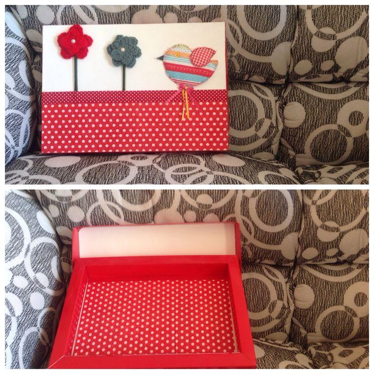 Reciclado de cajas