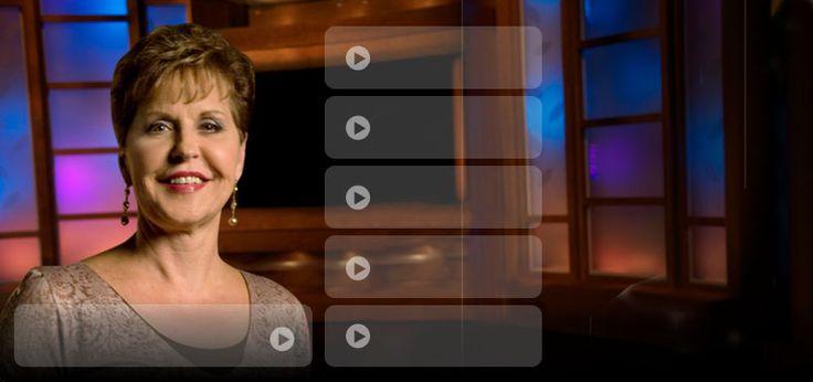 Joyce Meyer Ministries -- Everyday Answers -- Archive