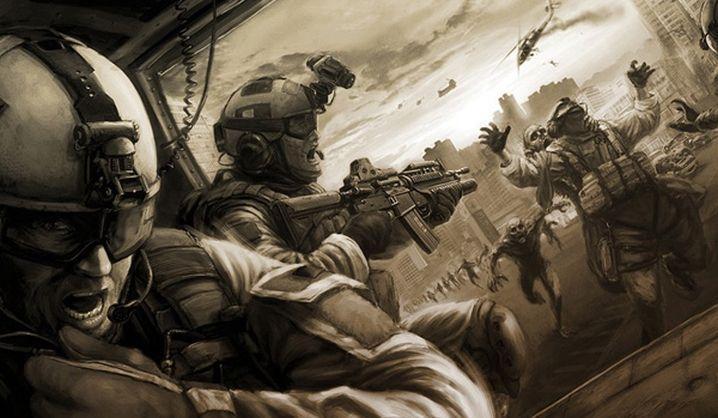 U.S. Military planning for zombie apocalypse…sort of   Zombie ...