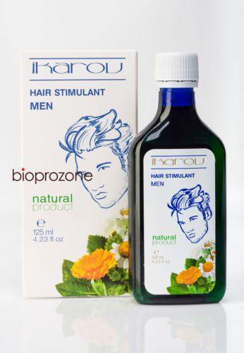 Men-Hair-Stimulant-Essential-Oils-Blend-Tobacco-Absolute-Vitamins-125ml-IKAROV