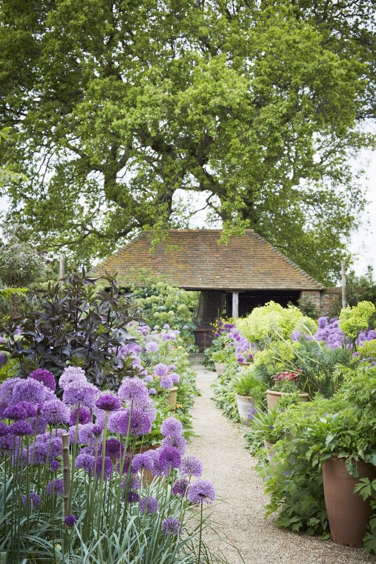 Perch Hill Farm Garden