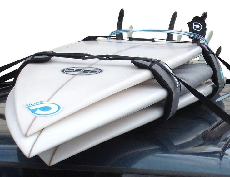 SUP Roof Racks | Paddleboard Car Racks - StoreYourBoard.com