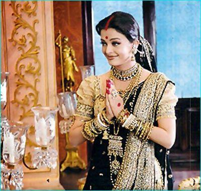 Aishwarya Rai Bachchan from Devdas