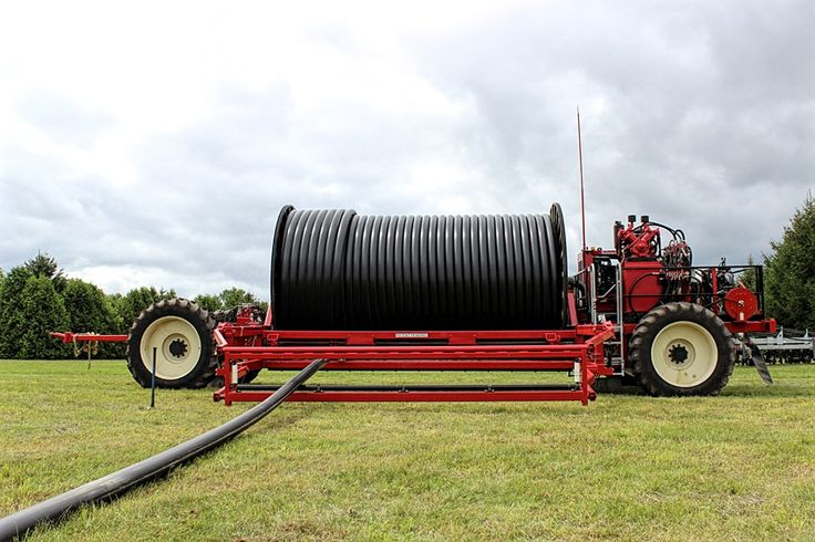 The Cadman Continuous Manure Applicator (CMA) is engineered to apply liquid manure via sidedress to row crops such as corn in fields as long as ½ mile.