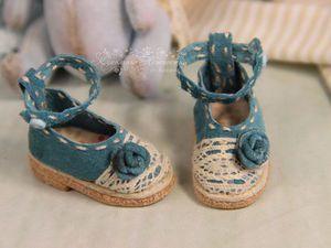 Делаем розочки из кожи для кукольных туфелек | Ярмарка Мастеров - ручная работа, handmade