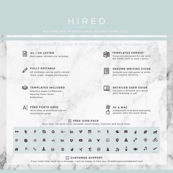 As 25 melhores ideias de Nursing resume template no Pinterest - instant resume templates