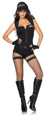 Sexy SWAT Halloween Costume make an impression this halloween http://adult-halloween-costume.fastblogger.uk/