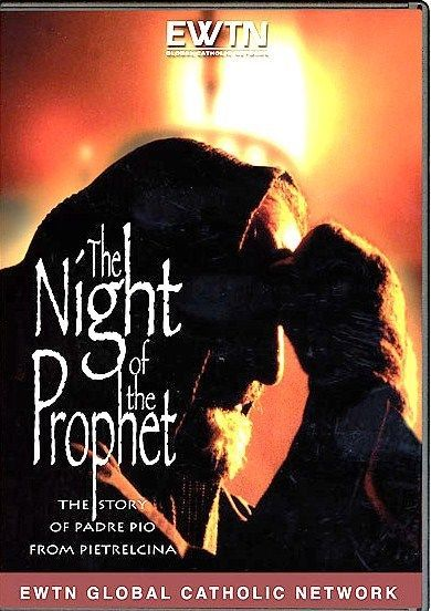 PADRE PIO*THE NIGHT OF THE PROPHET:STORY OF THE PROPHET FROM PIETRELCINA  DVD