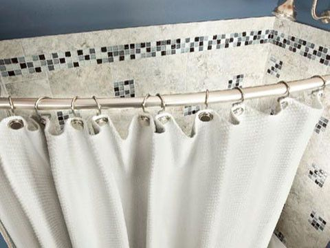 17 Best images about Curved Shower Curtain Rods on Pinterest ...