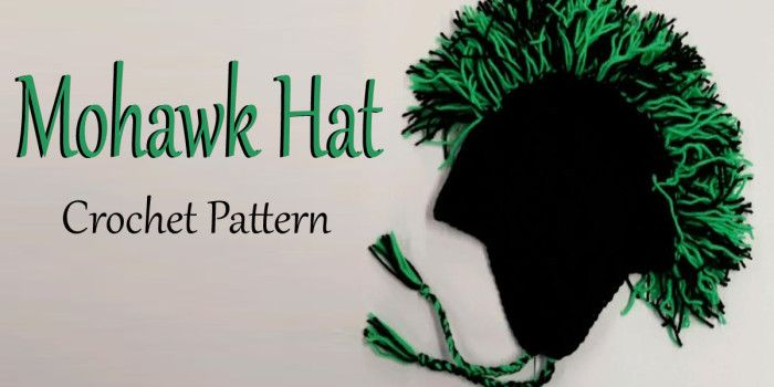 how to make a mohawk hat