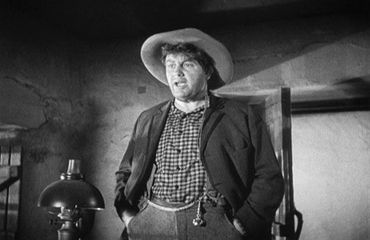 Andy Devine (1905 - 1977) in Stagecoach  Met Andy Devine at The Wyandotte County Rodeo at the Fairgrounds in the late 1950's!