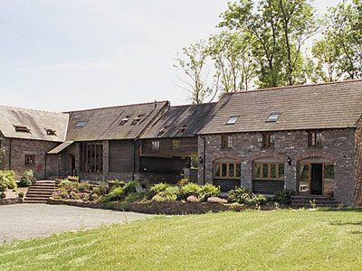 Bailey Cottage in Powys