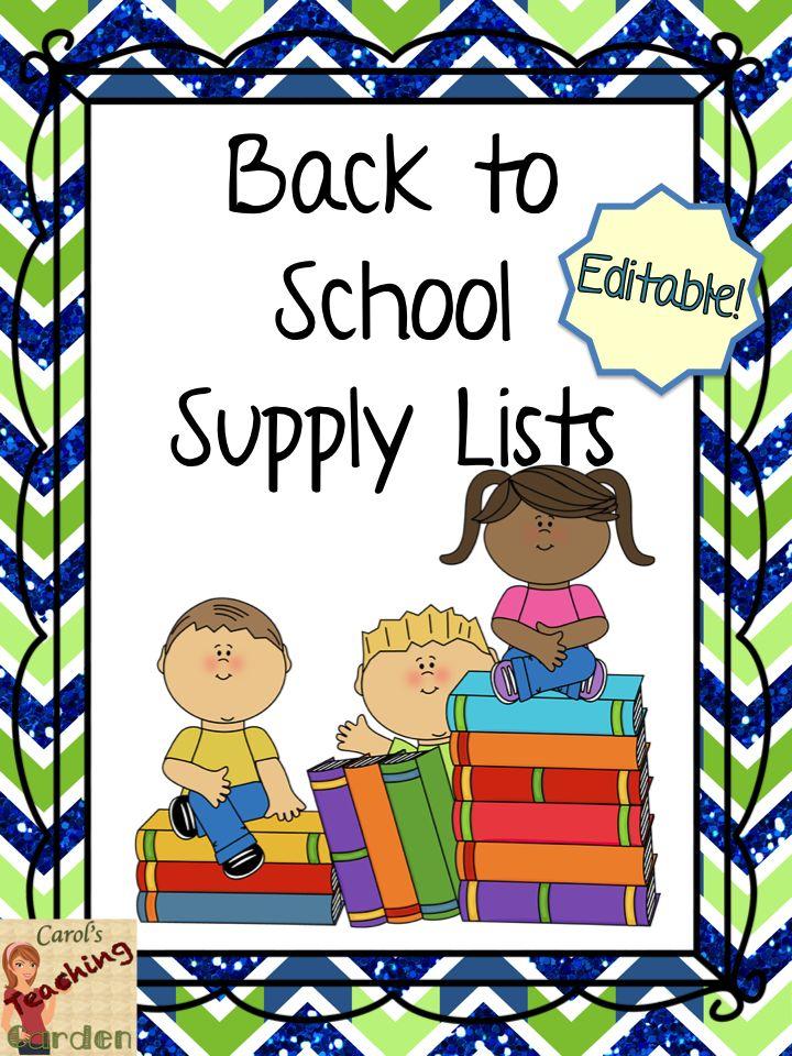 best 25  school supplies list elementary ideas on