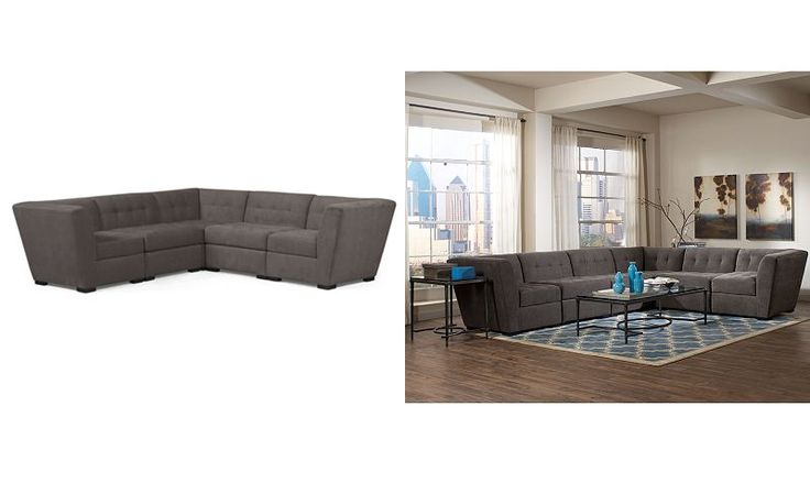 78 Best Ideas About Modular Sectional Sofa On Pinterest Living Room Sectional Sectional Sofas