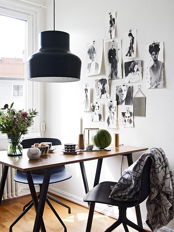 House of prints and patterns - via Coco Lapine
