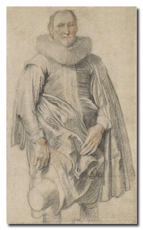 Reprodukcja Antoon van Dyck kod obrazu dyck98