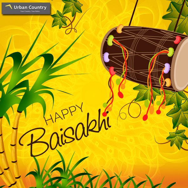 Hope this harvest season brings you bountiful crops resulting in endless joy and happiness! #HappyBaisakhi #Harvest #Season #Ocassion #Happiness #Joy