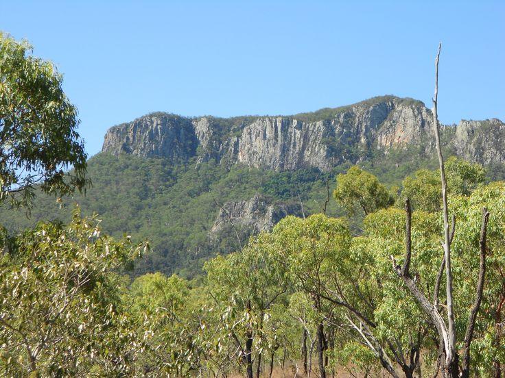 My. Britton in Homevale National park Queensland Australia
