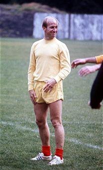 Bobby Charlton Manchester United 1970