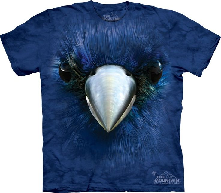 Bluebird T-shirt @ Click image to purchase
