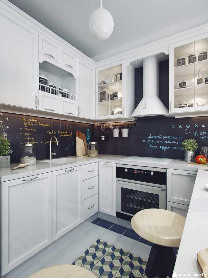 19 besten кухни Bilder auf Pinterest | Innenräume, Kleine küchen und ...
