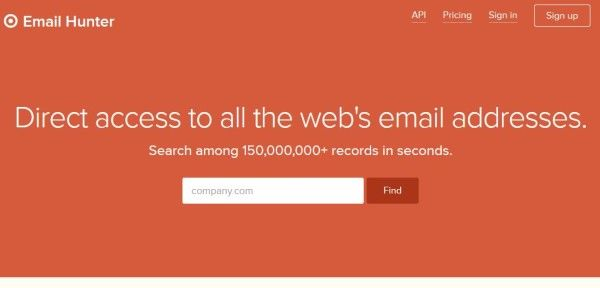 email hunter