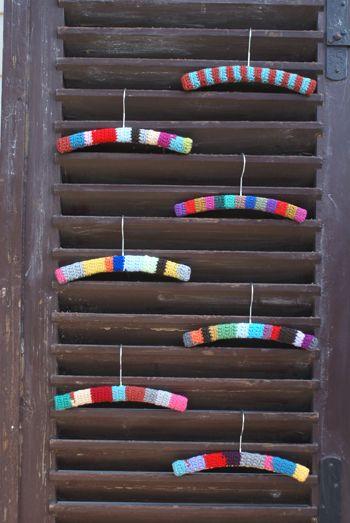 hangers crochet