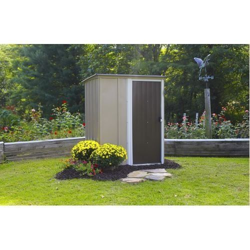 """Arrow Shed BW54 Brentwood 5'x4' Steel Coffee-Taupe & Eggshell w/22.25""""x65"""" Door --P#EWT43 65234R3FA214839. supplier_name__wundercarparts. Want us to serve you? Just tell us what can i do, with this listing name -- Arrow Shed BW54 Brentwood 5'x4' Steel Coffee-Taupe & Eggshell w/22.25""""x65"""" Door. Arrow Shed BW54 Brentwood 5'x4' Steel Coffee-Taupe & Eggshell w/22.25""""x65"""" Door --P#EWT43 65234R3FA214839."""