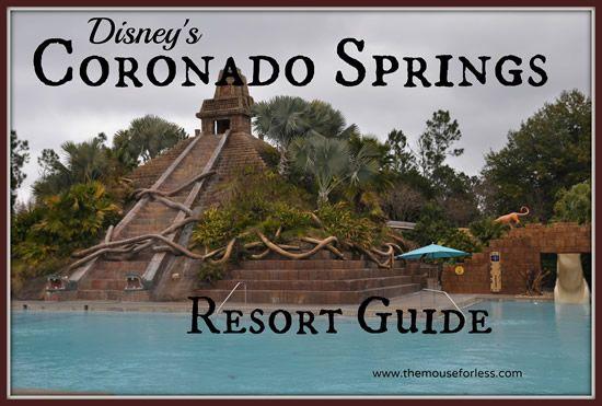 Disney's Coronado Springs Resort Guide from themouseforless.com #DisneyWorld #Vacation