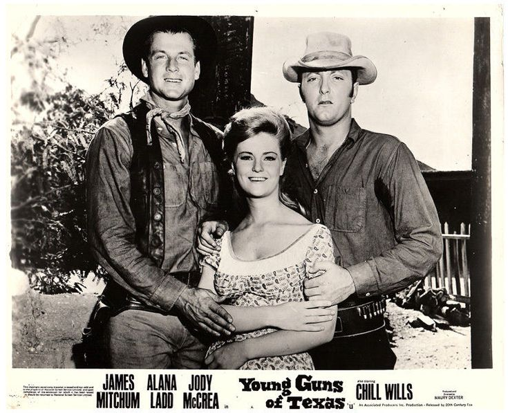 james mitchum high chaparral