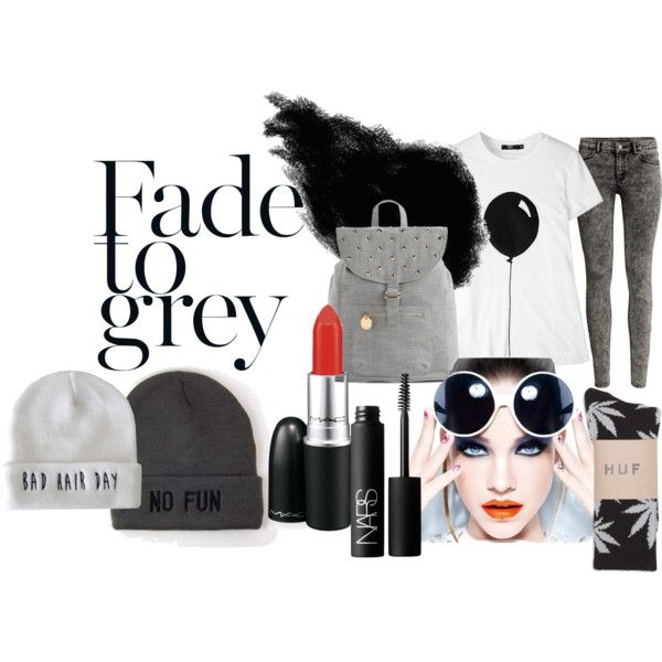 """fade2grey"" by jessica-may-sinagra on Polyvore"