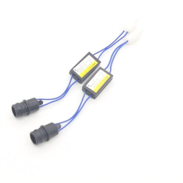 1x T10 T15 194 W5w 168 921 Canbus Error Warning Canceller Decoder Resistor For Led Bulb Review Led Bulb Bulb Led