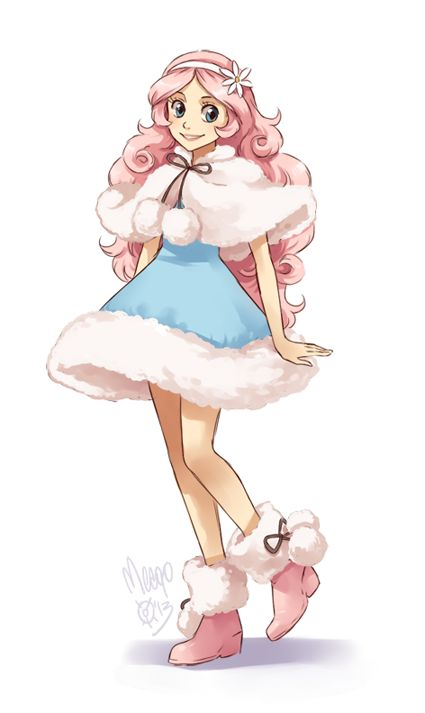 cotton candy fullbody by meago on DeviantArt