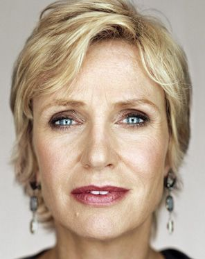 """""""To this day I would still choose angst over something easier, when I don't have to"""" ~  Jane Lynch"""