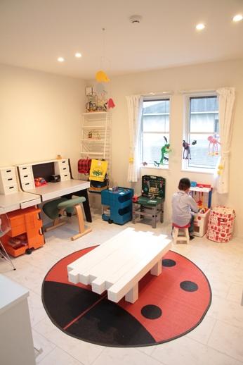 kids room F project
