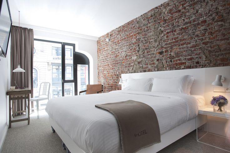 9 Hotel Bruxelles centre | 3 étoiles design - Meilleur tarif garanti