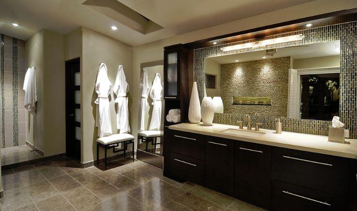 Master Bathroom Design Great Textures Bathroom Design