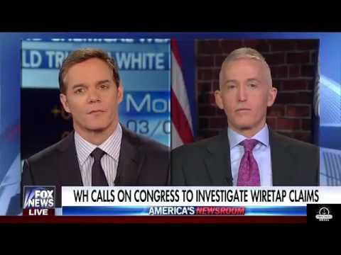 House Intelligence Commitee Talked to James Comey FBI Director
