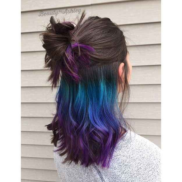 Dye jobs you could feasibly wear for work