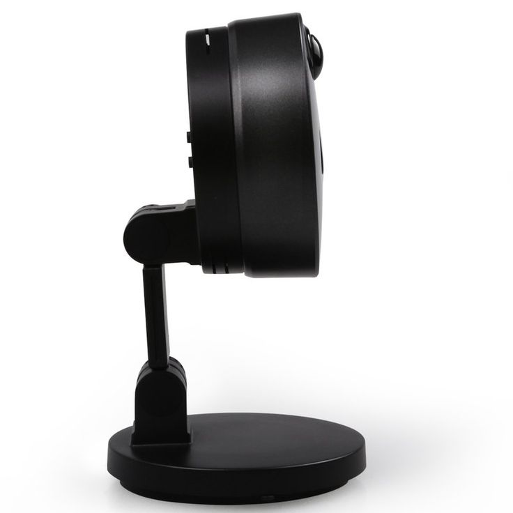 Foscam C2 HD IP Kamera * 2 Megapixel * 1920x1080 P * EzLink * Mini SD Card Slot * schwarz