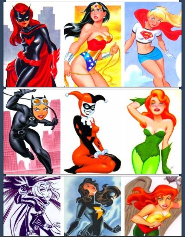 Choose your super hero