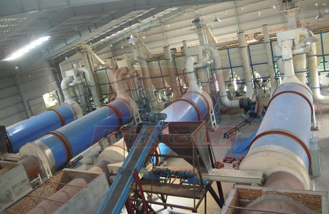 The Sawdust Dryer Is Used For Pellet Sawdust Or Powder Sawdust Wet Materials Are Continuously Sent Into Drum Through Scr Grain Dryer Wood Chips Drying Machine