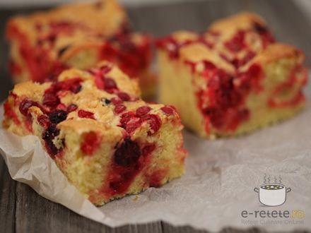 Prajitura simpla cu fructe. Imagini pas cu pas pentru prajitura simpla cu fructe