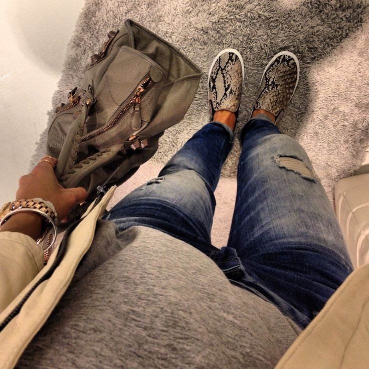 HM Slip On Sneakers/Regina Dukai