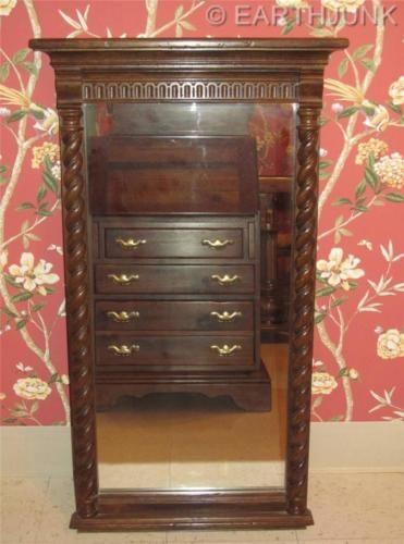 Ethan Allen Royal Charter Oak Collection Rectangular