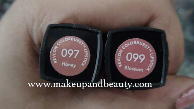 revlon colorburst lipstick Revlon Colorburst Lipstick Blossom, Honey Photos, Swatches